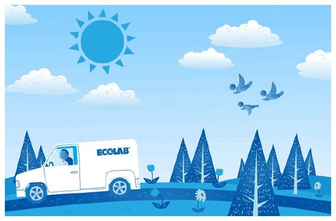 Zdjęcie główne sklepu Ecolab
